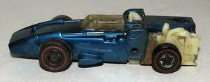 Hot Wheels Sizzlers Indy Eagle, Blue, Vintage