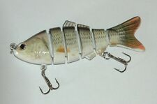 Leurre ariculé réaliste Live Oléron IØ pêche mer rivière 10cm 18g N°24