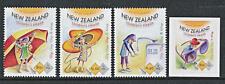 NUOVA Zelanda 2015 SALUTE SUN SMART Set di 4 MNH
