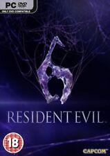 Videojuegos de acción, aventura Resident Evil PC