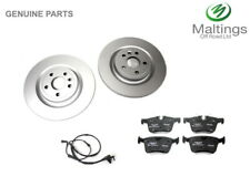 RANGE ROVER VELAR REAR BRAKE DISCS AND PADS SET VELAR REAR BRAKES GENUINE LR