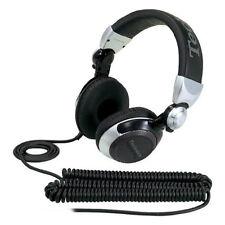Panasonic RP-DJ1210E Kopfbügel Kopfhörer - Silber