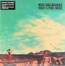 Noel Gallagher's High Flying Birds, Who Built The Moon  Vinyl Record/LP *NEW*