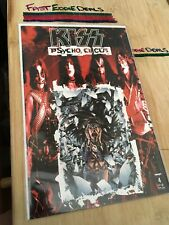 1997 KISS PSYCHO CIRCUS COMIC BOOK ISSUE 4 IMAGE COMICS FIRST PRINTING NEW!