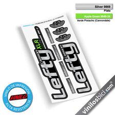 Cannondale Lefty Carbon pegatinas vinilo adhesivo
