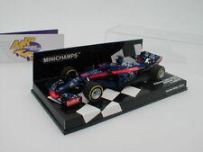"""Minichamps 417189028 - Scuderia Toro Rosso Showcar 2018 """" Brandon Hartley """" 1:43"""