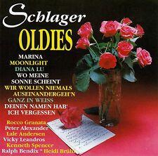 SCHLAGER-OLDIES / CD (TREND CD 156.237) - TOP-ZUSTAND