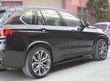 archi BMW X5 F15 WIDE M SPORT COPRICERCHI Estensione Spoiler A ZAMPA PARAURTI