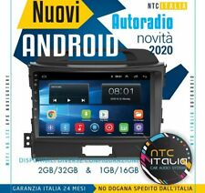"AUTORADIO 9"" Android 2gb 32gb GPS DAB KIA Sportage 2011-2015 Mp3 WiFi Bluetooth"