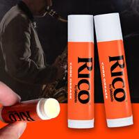 Rico Premium Cork Grease 1 Tube Lipstick Style For Woodwind Clarinet Saxophone