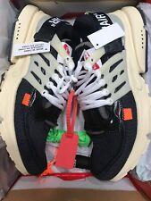 Nike Air Presto The Ten Off-White US Size 10 AA3830 New