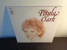 PETULA CLARK CBS FRANCE LP NEAR MINT / Soul Pop Disco / 1977 / SHRINK WRAP