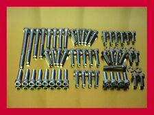 Yamaha Virago XV 535 XV535 Stainless Steel Bolt-kit Screws Cover Motor Engine