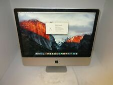 "Apple iMac Desktop 2GB 320GB Core 2 Duo 2.8GHz 24"" MB325LL/A A1225 April 2008"