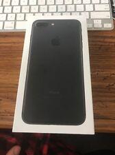 Apple iPhone 7 Plus (Latest Model) 128GB - Black (Unlocked) Any SIM