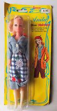 Vintage - Anita - Hong Kong Barbie clone, - Années 70 ans - POUPÉE MANNEQUIN