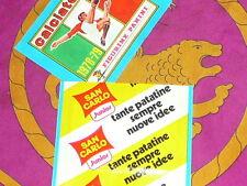 ---> Bustina sigillata Calciatori Panini 1978 79 - SAN CARLO - perfetta 78 79