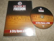 Future of Freedom: A City Upon a Hill DVD American Exceptionalism Origin to Pres