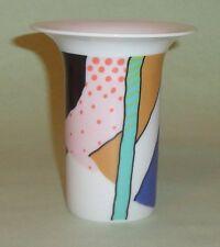 ROSENTHAL BRENNER WIRKKALA CENTURY COLLAGE Porcelain Modern Art Design VASE Box