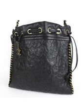 Super Rare Icon Chanel Camilla Embossed Leather acrossBody Chain Bag Messenger