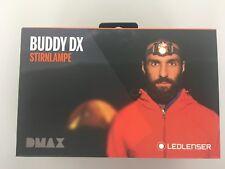 LED Lenser DMAX Buddy DX Kopflampe - 200 Lumen - 120 m Reichweite