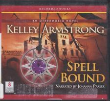 SPELL BOUND by KELLEY ARMSTRONG~UNABRIDGED CD AUDIOBOOK