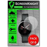 Screen Protector - For Samsung Galaxy Active Watch 2 44mm- ScreenKnight - 6 pack