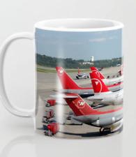 Northwest Airlines MSP gate lineup - Coffee Mug (11oz)