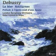CD DEBUSSY LA MER TROIS NOCTURNES PRELUDE A L'APRES-MIDI LSO