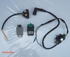 CDI BOX COIL SOLENOID REGULATOR 50cc 70cc 90cc 110cc 125cc DIRT POCKET BIKE ATV