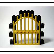 ☆NEW☆ Lego Pirate Kingdoms Castle Gold Gates Assembly!