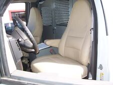 DODGE SPRINTER 2011-2014 IGGEE S.LEATHER CUSTOM SEAT COVER 13 COLORS AVAILABLE