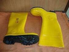 Sicherheitsstiefel S 5 gelb Gr 40 PVC Stiefel Gummistiefel Arbeitsstiefel 2198
