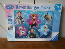 FROZEN 300 piece xxl jigsaw puzzle RAVENSBURGER new COOL COLLAGE Anna/Elsa/Olaf