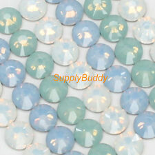 Swarovski Rhinestone 16ss Mix Color Crystal Airblue White Opal Pacific Opal Nail