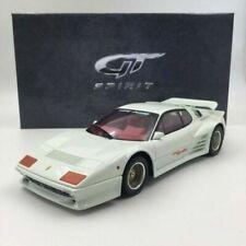GT Spirit, 1/18 Ferrari 512BB Koenig , white (japan edition) - no kyosho, bbr, e