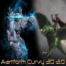 Aartform Curvy 3D 3.0 (PC) [Steam]
