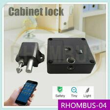 Electronic Bluetooth Smart Hidden Cabinet Lock Door Drawer Digital Home