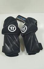 Warrior Wreag-Lb / Regag Lacrosse Regulator Arm Guards / Pads Black Large