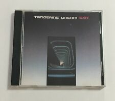 Tangerine Dream - Exit (Elektra 7559605792) CD (1981)