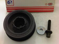 BMW 318D 320D E46 E90 E91 TD DIESEL 1995cc M47D M47N NEW CRANK CRANKSHAFT PULLEY