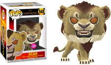 Lion King (2019) - Scar Flocked US Exclusive Pop! Vinyl - FUNKO New