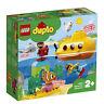 10910 LEGO DUPLO Submarine Adventure Deep-Sea Set 24 Pieces Toddler Age 2+