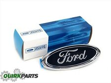 Ford 1982-1997 Front Grille Blue Oval Emblem Decal Plate Ranger F350 100 OEM NEW