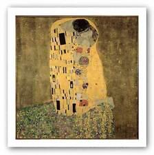 MODERN ART PRINT The Kiss by Gustav Klimt 28x20