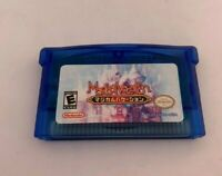 Magical Vacation GBA English Fan Translation Nintendo Game Boy Advance Free Ship