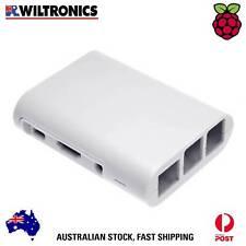 Raspberry Pi3 White Ergonomic Case RPi3024WHT