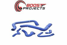 Mishimoto 86-93 Mustang Blue Silicone Hose Kit MMHOSE-MUS-86BL