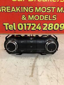 Mercedes A 180 2013 Heater Control Unit A2469001708