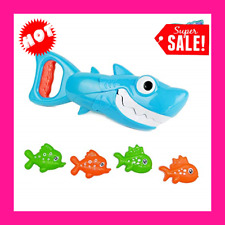 Shark Bath Toys For Baby Kids Girls Boys Toddlers 1 2 3 Year Old Toddler